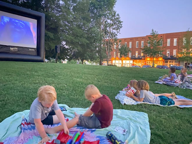 Free popcorn and 'Toy Story 4' will be featured on July 23 at dusk when a company called FunFlicks brings the movies to Town Square at The Waters. Pike Road residents also can enjoy the Capitol Sounds, who will appear at 3 p.m. on July 25 at Saint James Church.