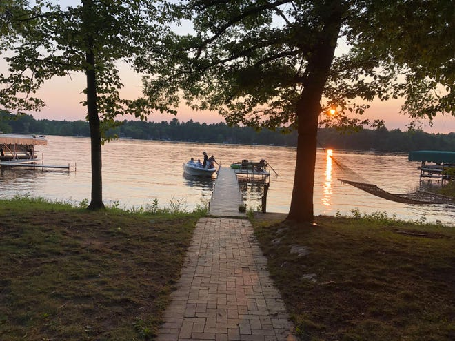 For nearly 20 years, the Apps family has gathered to share fellowship, laughter and wisdom at the lake.