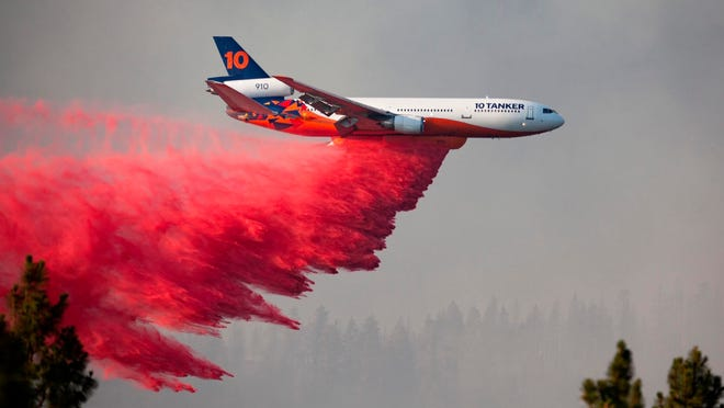 Bootleg Fire in Oregon is growing;  Dixie and the Tamarack fires expand in California