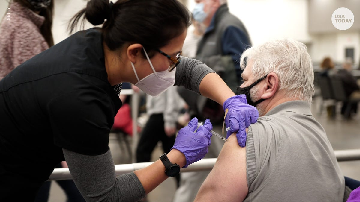 COVID-19 surge could go on for months, projection says; most unvaccinated Americans don't plan on getting shots: Live COVID-19 updates
