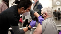 People who are fully vaccinated can get COVID, but experts say they're unlikely to get severely ill.