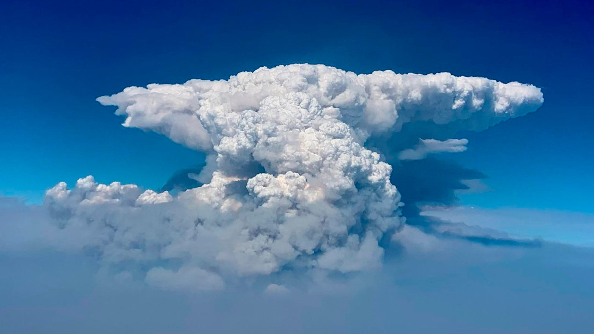 Wildfires in West could be exacerbated by 'fire clouds