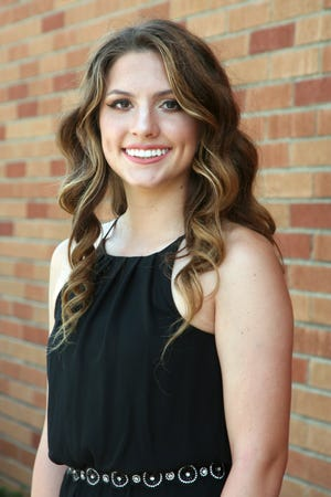 Abigail Corsaw is one of the Fulton County Queen Contestants.
