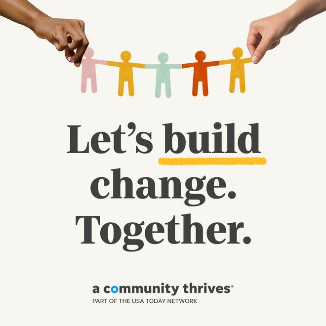 A Community Thrives grant program helps community nonprofits and has distributed more than $12 million in grants and donations since 2017.