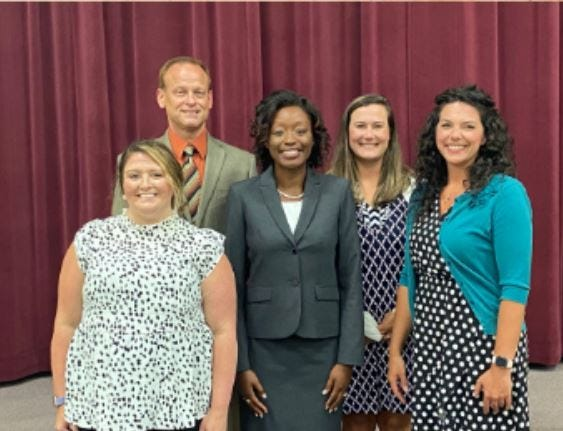 Davidson County Schools have named several assistant principals for the next school year.