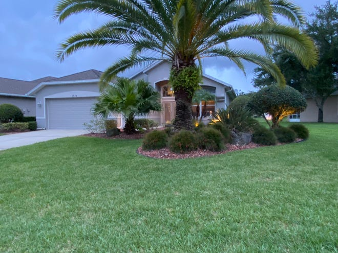 This three-bedroom, two-bath open-concept Ormond Beach home is move-in ready.