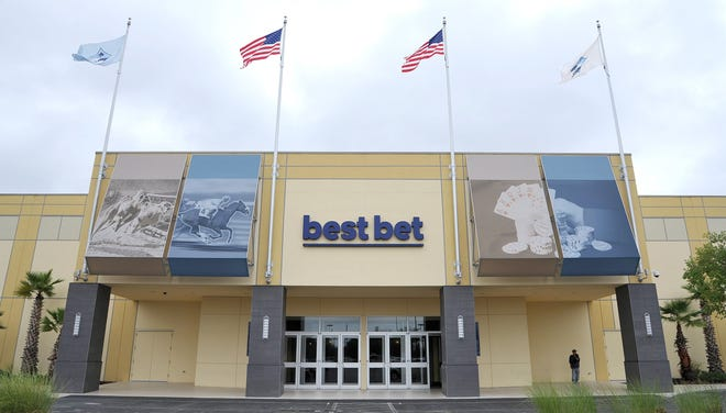 Bestbet, with businesses at Monument Road in Jacksonville, shown here, and in Orange Park, is approved for a new facility in St. Augustine.