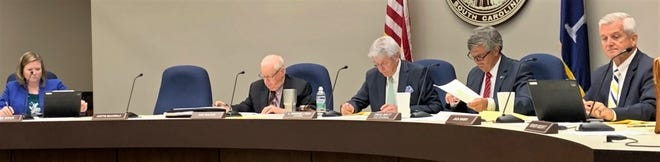 Four new economic projects totaling $175.2 million in investment and 98 jobs were announced by Spartanburg County Council Monday.
