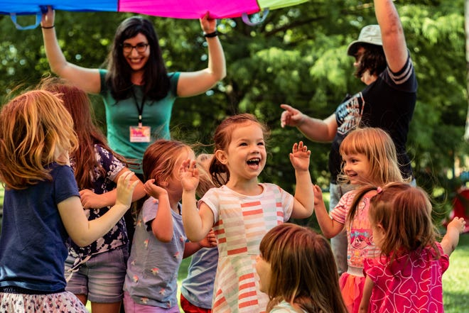 Visit with friendly librarians to enjoy a few silly stories and songs, and celebrate the end of summer. For ages 2–6 and their families or caregivers, but all are welcome! It's 10-10:45 a.m. Wednesday at the Switchyard Park shelter.