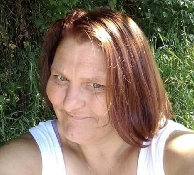 Regina May Tolin, 48, of Valley Township, has been missing since Sunday, July 18, 2021. If you have information about her location, please contact the Allegan County Dispatch at 269-673-3899.