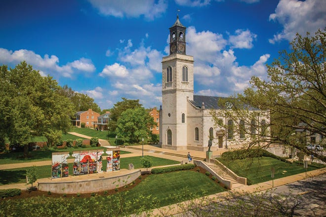 """On Friday, July 30, after a 16-month shut down due to the pandemic, America's National Churchill Museum on the campus of Westminster College in Fulton, MO, will finally reopen to the public with a weekend of """"live"""" and virtual events."""