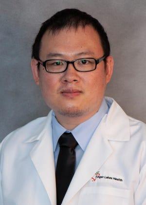Dr. Albert Shih.
