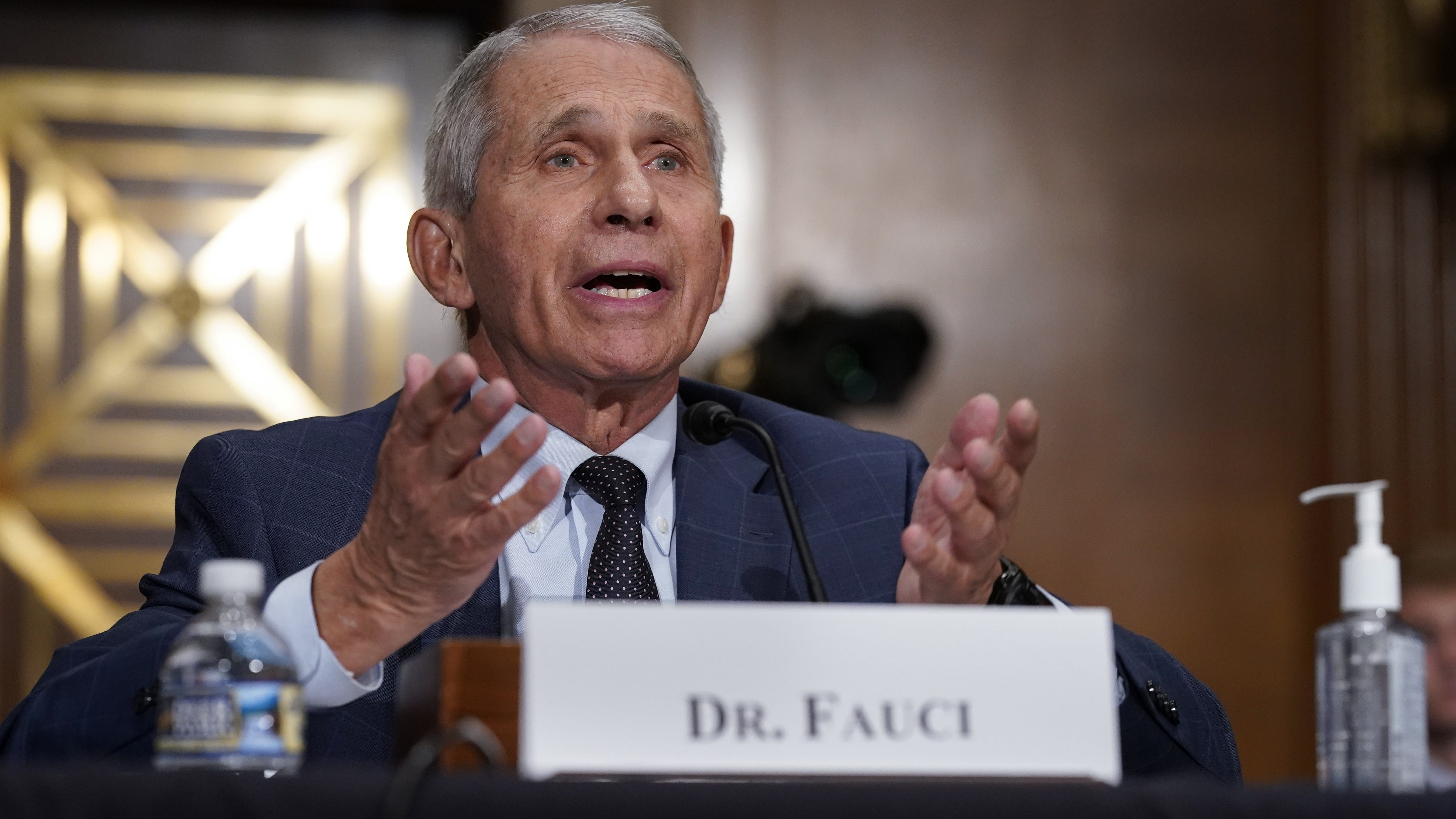 Indiana Univeristy honors Dr. Fauci with award named for Ryan White