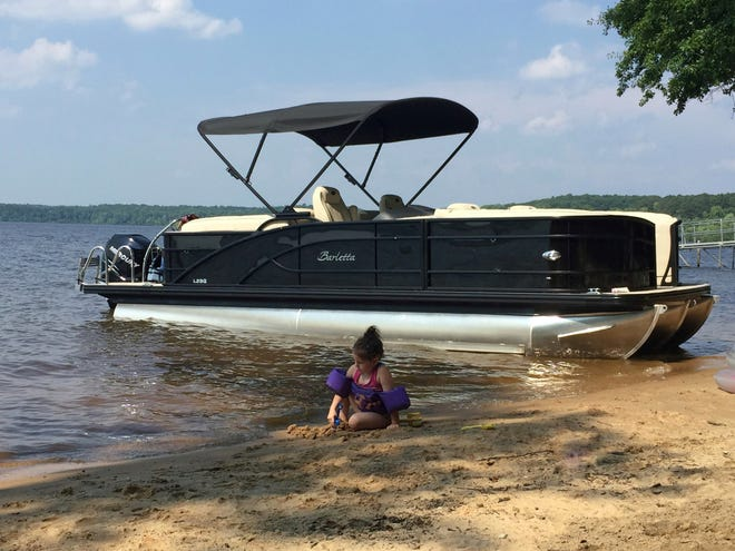 Barletta Boats manufactures premium pontoon boats in Elkhart County.
