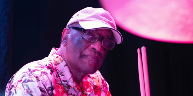 """Wilmington-based jazz percussionist Joe Chambers released """"Samba de Maracatu"""" for the Blue Note label in February of 2021."""