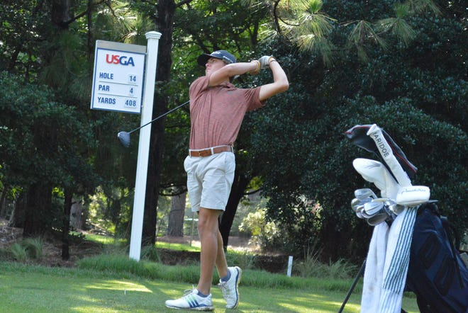 Fayetteville native Ethan Paschal, a 15-year-old rising sophomore at Terry Sanford, carded an even-par 71 Tuesday in the U.S. Junior Amateur.