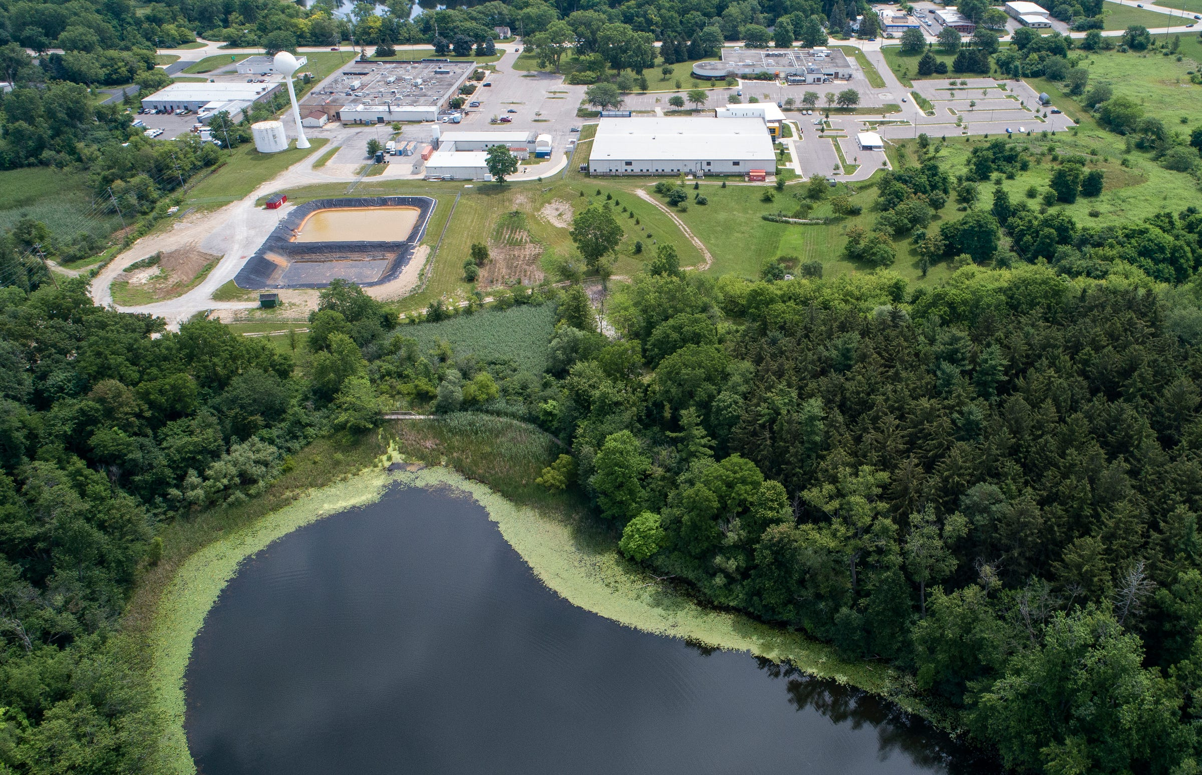 Michigan's groundwater problem: Ann Arbor's 4-mile-long dioxane plume is growing