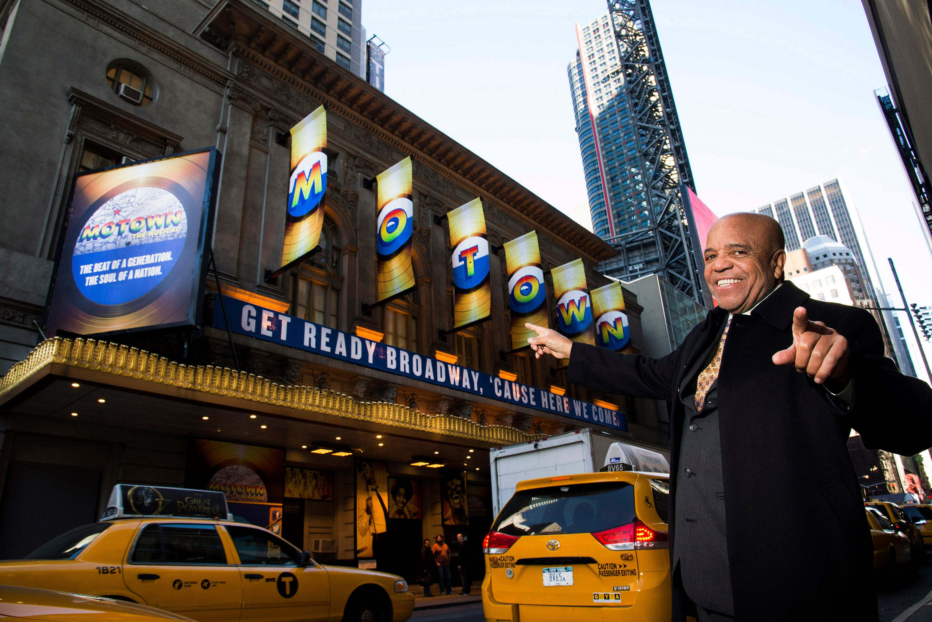 Motown s Berry Gordy named as Kennedy Center Honor recipient for 2021