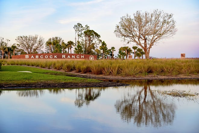 Babcock Ranch has jumped to No. 24 among top-selling master-planned communities in the US.