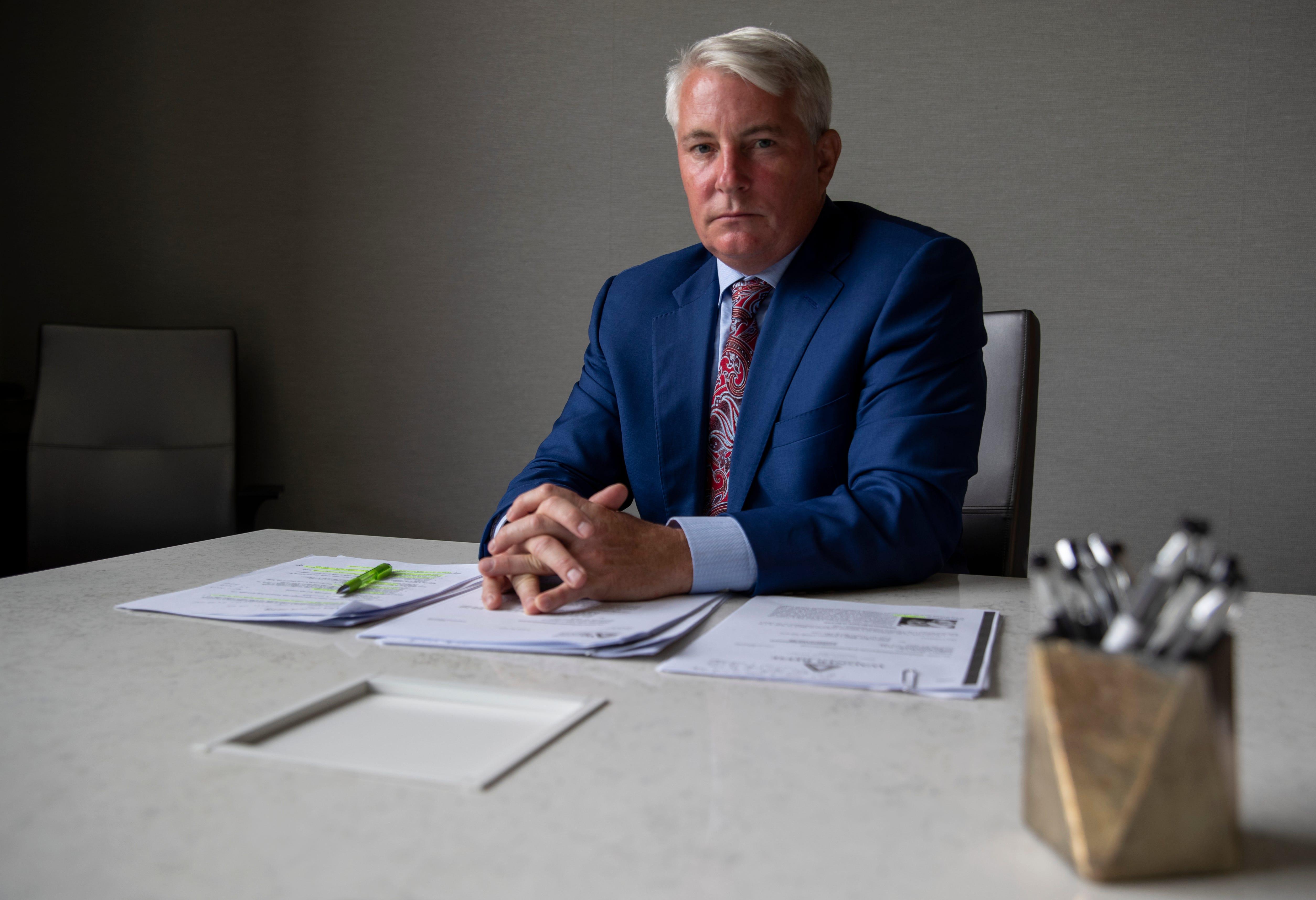Stephen Wagner, Carmel attorney