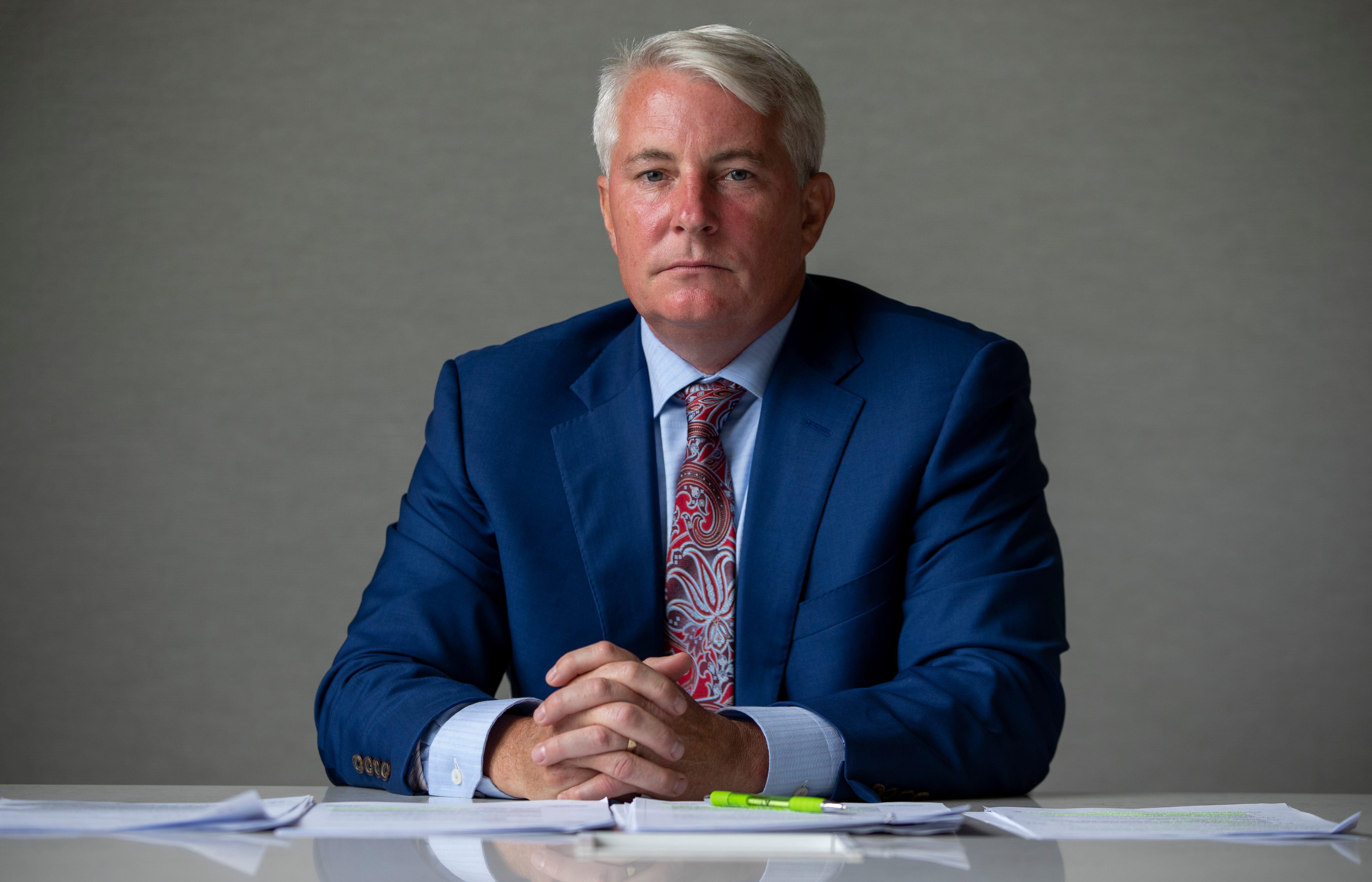 Attorney Stephen Wagner