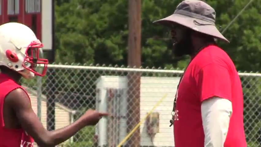 Koby Clark focusing on hard work with the Butler football program