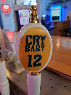 The Aaron Rodgers saga of 2021 now in the form of beer at The Fat Seagull in Manitowoc.