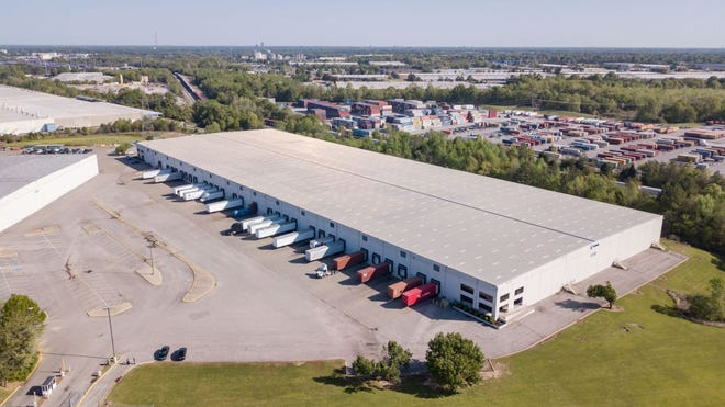 LRC Properties recently purchased the property at 5540 E. Holmes Rd. in Memphis, along with two other industrial spaces.