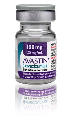 Blockbuster cancer drug Avastin