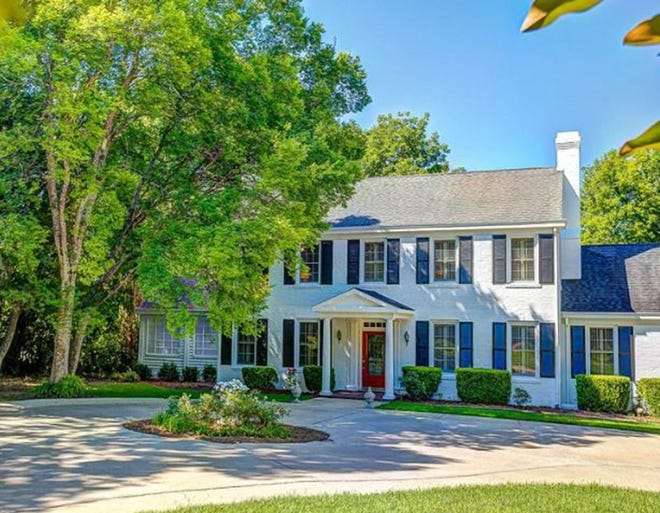 A remodeled home located off Woodley Road includes four bedrooms and three and a half bathrooms within more than 4,400 square feet of living space. The property at 2188 Woodley Road in Montgomery is for sale for $449,900.