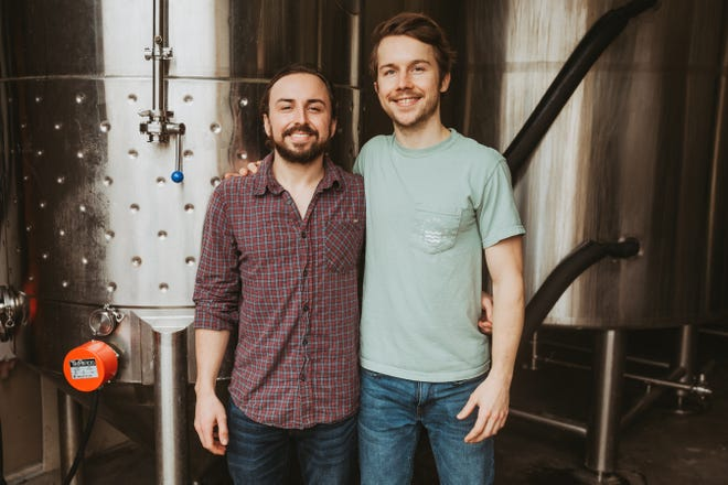 Sam and Luke Walker are brothers and co-founders of Walker Brothers, a kombucha brewery in Nashville, Tenn.