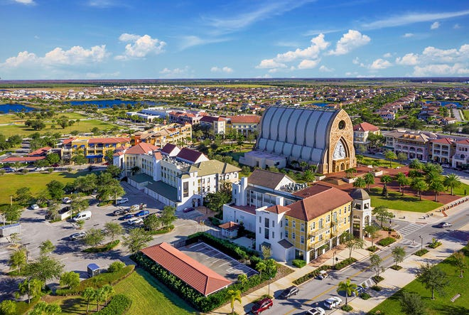 Ave Maria has over 20 model homes open daily for viewing with over 75 floor plans to choose from and prices range from the low $200s to over $500s.