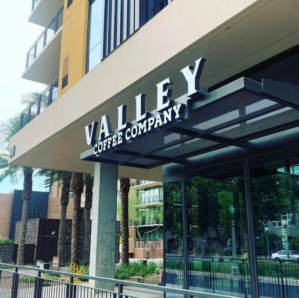 Valley Coffee Company ouvrira bientôt ses portes près du parc Margaret T. Hance du centre-ville de Phoenix.