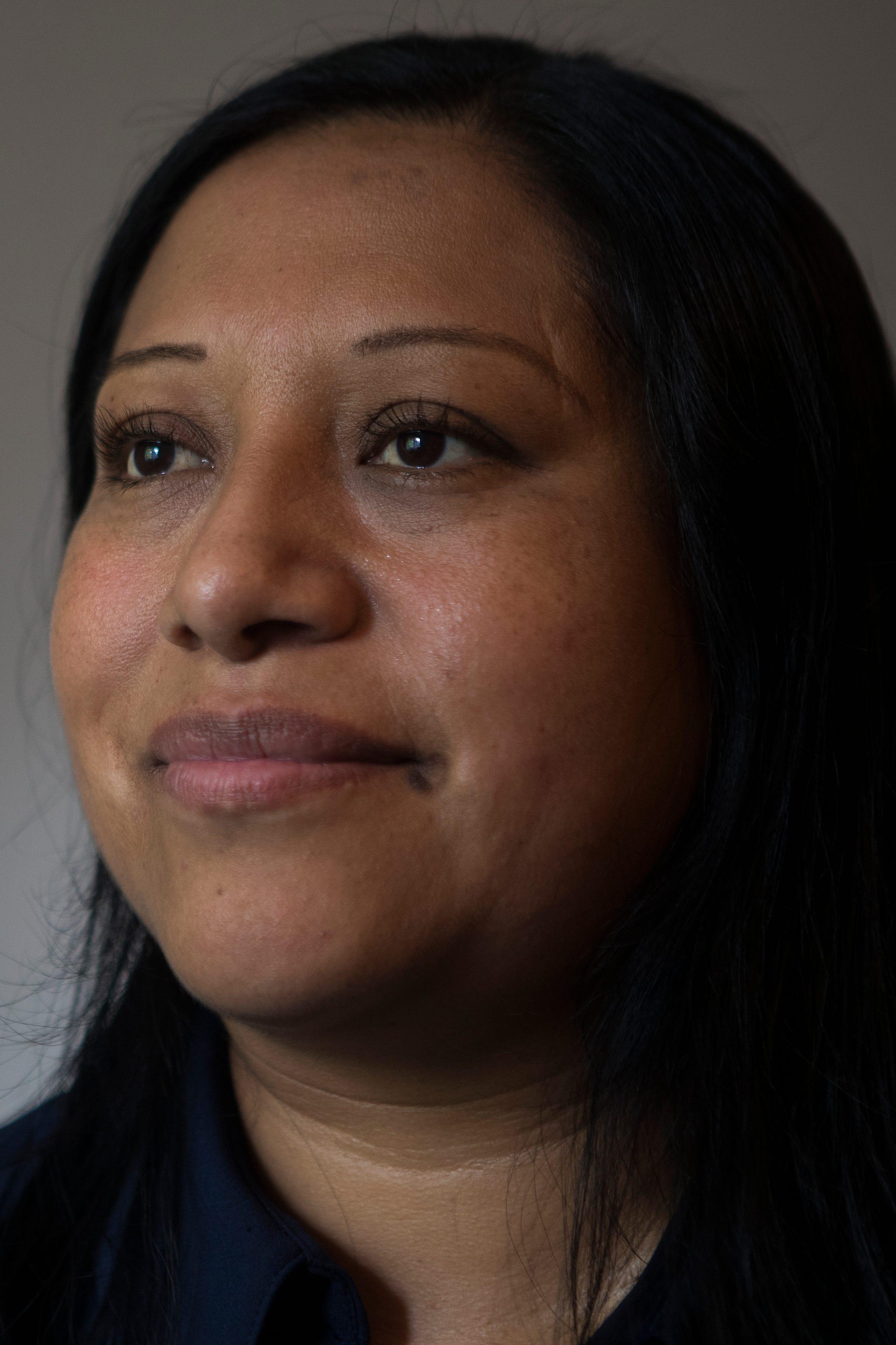 Lizbeth Reyes, 42, Wilmington resident
