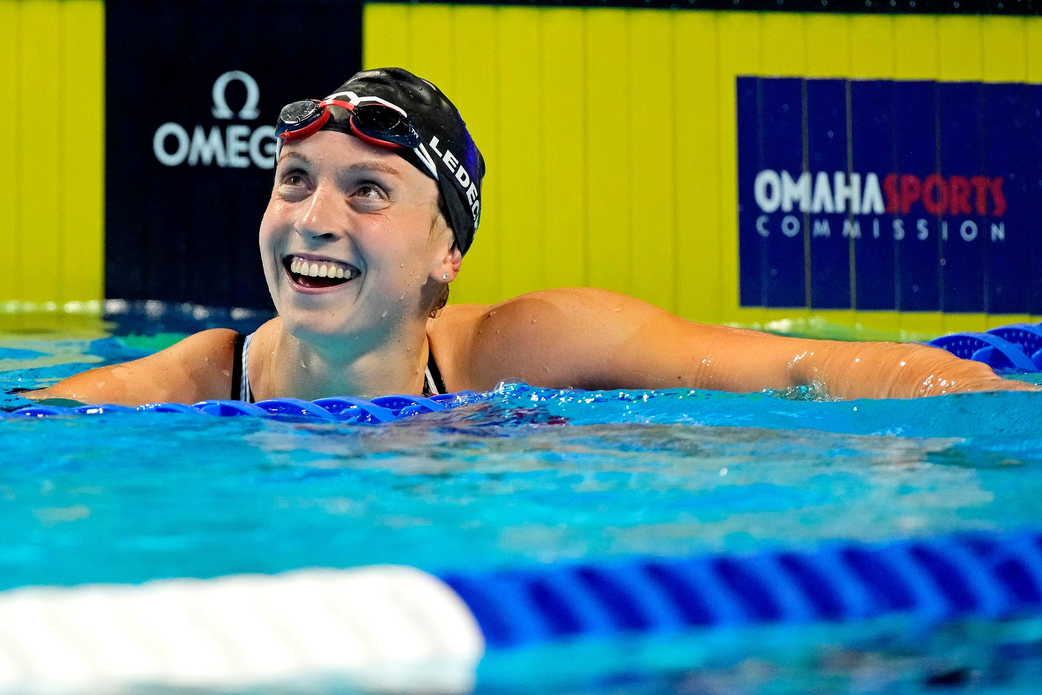 Katie Ledecky wins gold in 800 free, capping her Summer Olympics with four medals