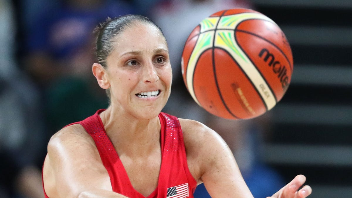 10 to observe: For Diana Taurasi, 'longevity isn't any coincidence' as she chases fifth Olympic gold