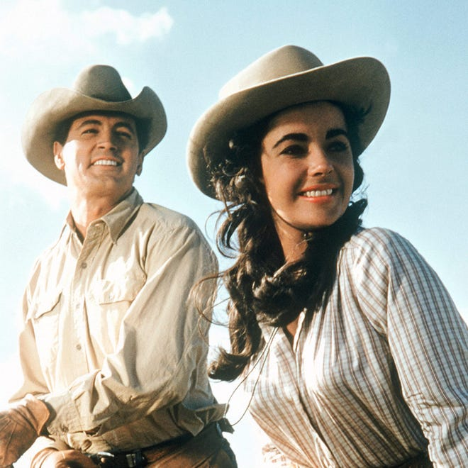 """The Western classic """"Giant"""" returns to the Paramount Summer Classic Film Series this year."""