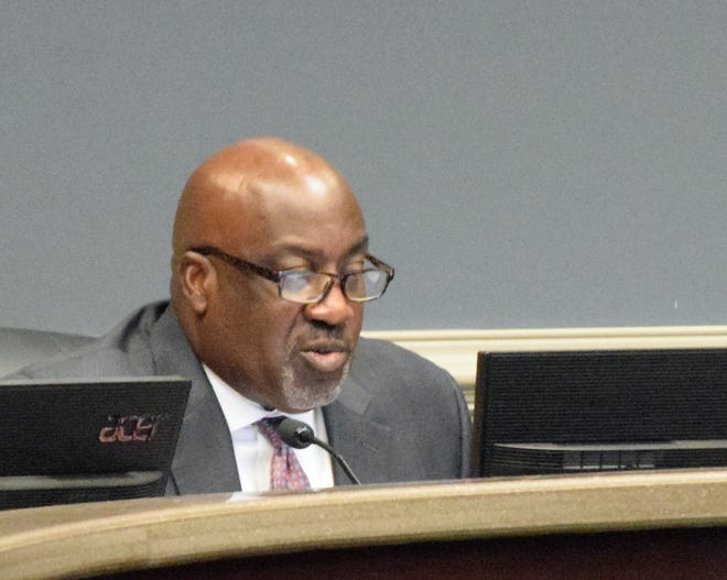 Richmond County Superintendent Kenneth Bradshaw said they will continue to follow CDC guidance going into the start of the 2021-2022 school year during a board of education meeting on July 20, 2021.