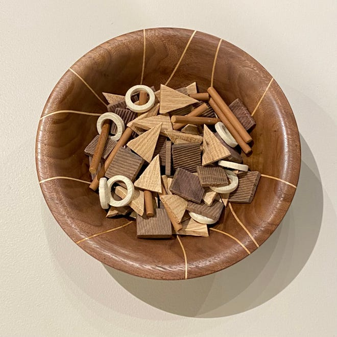 """""""Trail Mix"""" by Carl Spriggs"""