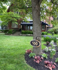 The house at 1800 Bedford Road that is owned by Jim and Suzy Owen and was built in 1921 will be among those featured throughout August during the Upper Arlington Historical Society's Homes of History Celebration.