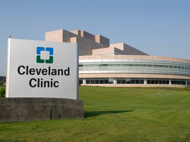 The Cole Eye Institute of the Cleveland Clinic.