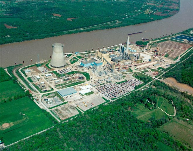 WH Zimmer Power Plant is expected to close May 31, five years earlier than its previous forecast.
