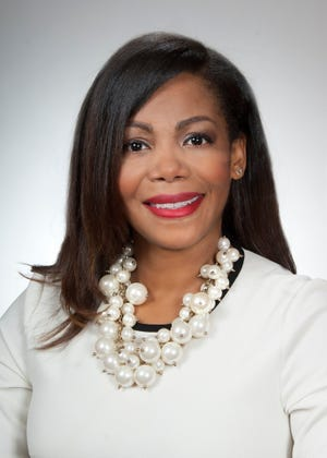Franklin County Commissioner Erica Crawley