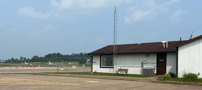 Cambridge Airport Authority Board President Robert Moorehead has issued a standing invitation to local officials to visit the facility on Brick Church Road for a look at the day-to-day operations and where funds are spent.