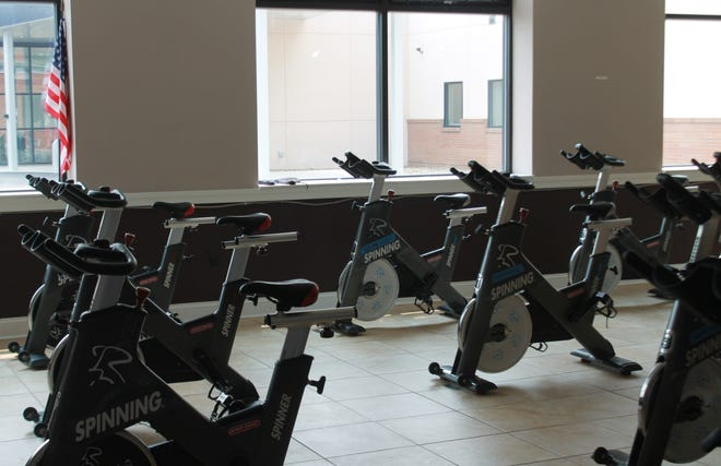 The Cambridge YMCA plans to convert a room used for  spinning classes into a child watch space while relocating the spinning room after receiving a $3,202 grant from the John W. and Edna McManus Shepard Fund.