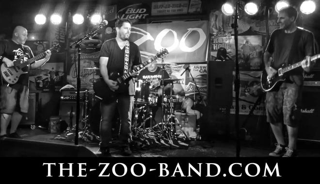 The Zoo, a band that plays rock from the '70s and '80s and today's dance hits, will be headlining the summer concert series on July 23 in New Castle at Riverfront Park.