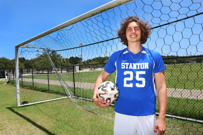 Ethan Alesch led Stanton to its second consecutive state semifinal in the Florida High School Athletic Association playoffs.