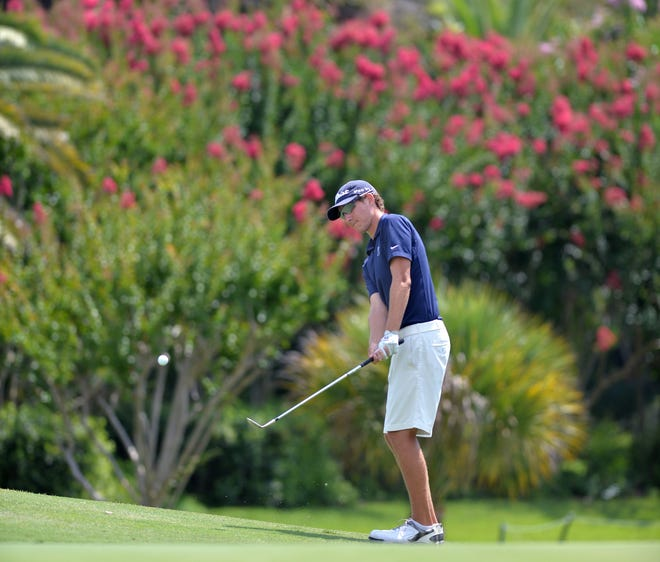 Travis Trace, a Sandalwood and University of North Florida graduate, won the Jacksonville Amateur the last time it was played at Marsh Landing in 2014.