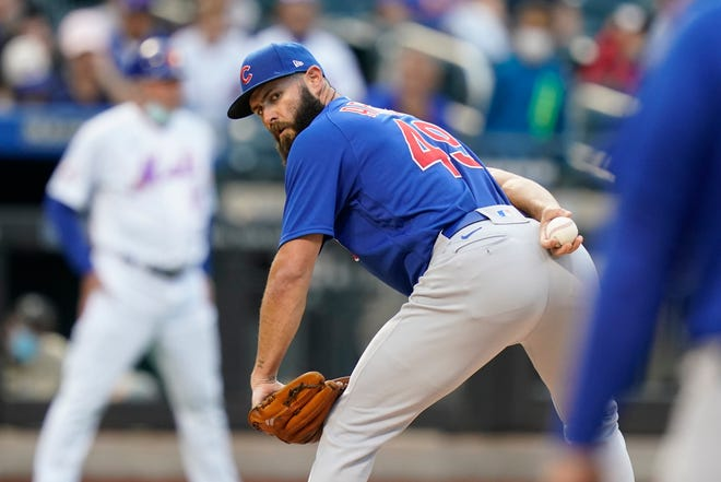 With Chicago Cubs keeping one eye on the future, is there still room for Jake Arrieta?