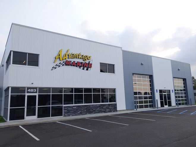 Advantage Marine has opened at 483 Douglas Ave. in Holland Township. The business was previously located in Zeeland.